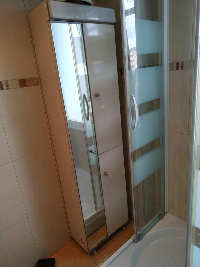Armario de pie para baño de segunda mano por 25 € en ...