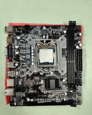 Placa Base H61 + I5-3470