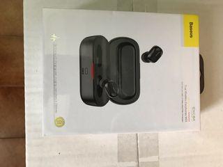 Auriculares Wirelees Bluetooth 5.0 Baseus