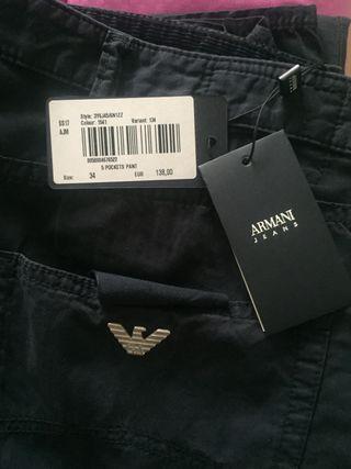 Armani Jeans. Pantalones