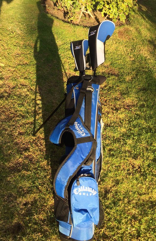 Juego infantil golf Callaway