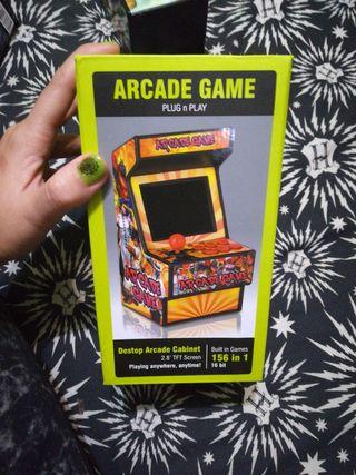 mini maquina arcade NUEVO