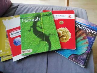 Libros 2o ESO