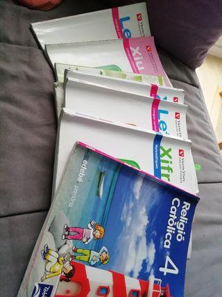 Libros 4o Primaria