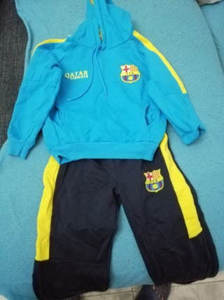 chandal FC BARCELONA