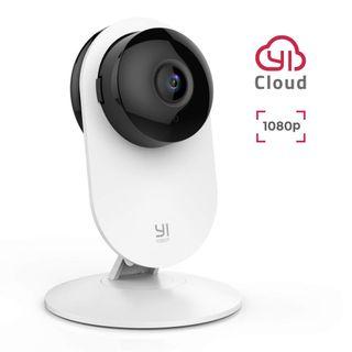 YI Cámara Vigilancia, Cámara IP Wifi 1080p nueva