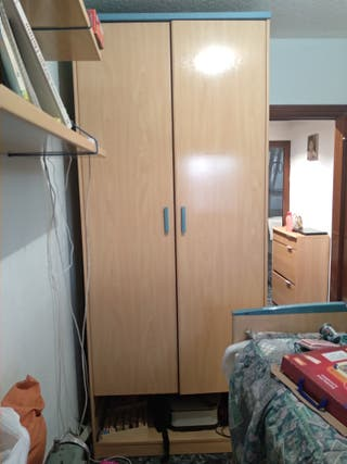 Armario para habitación individual