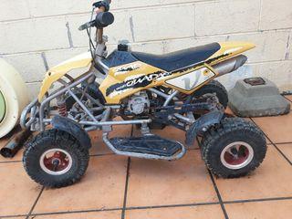 miniquad 49cc