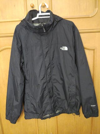The North Face chaqueta impermeable