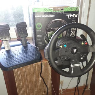 Thrustmaster TMX Volante XBOX ONE y PC