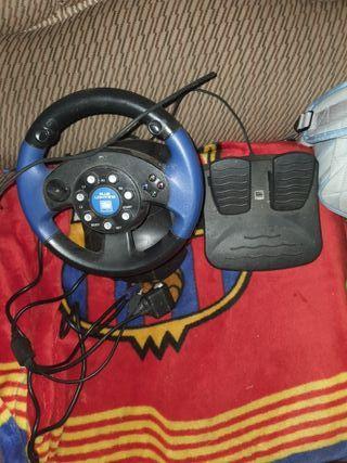 volante PS3 xbox 360