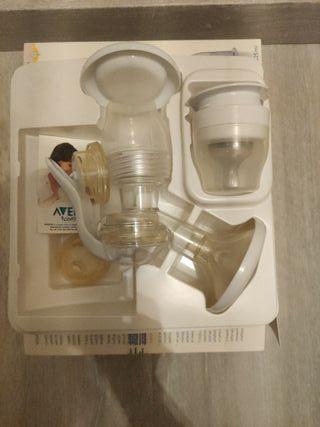 extractor de leche manual, Avent