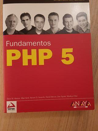 Fundamentos PHP 5 en español