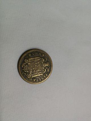 1 peseta 1947 monedas