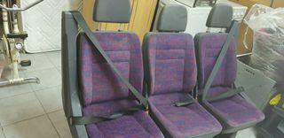 se vende asientos traseros para mercedes vito del 98 al 2004 Mercedes-Benz Vito 2001