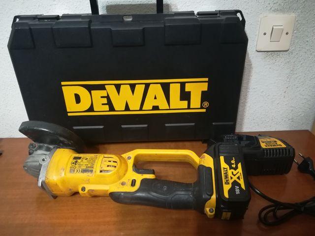 RADIAL DEWALT DCG-412