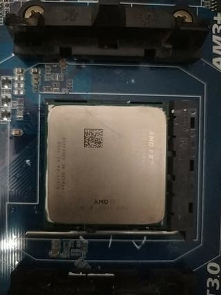procesador AMD Fx 8150 3'6 Ghz