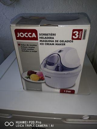 Máquina de helados!!