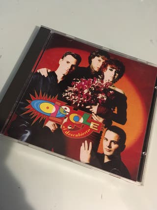 "Ole ole CD ""Al descubierto"" - Firmado"