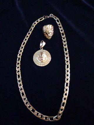 Oro Chapado 18k (oro golfi)