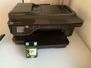 Impresora color HP Officejet 7612