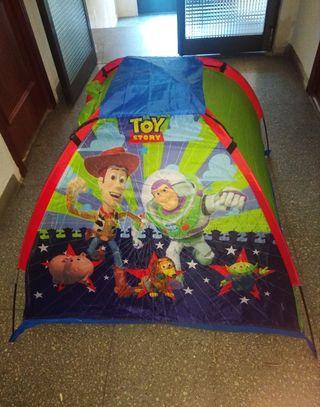 Tienda de campaña infantil Toy Story