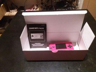 game boy micro Nintendo