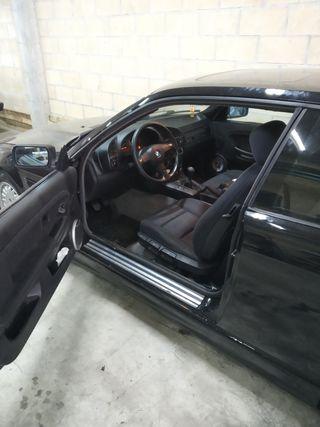 asientos BMW E36 coupe