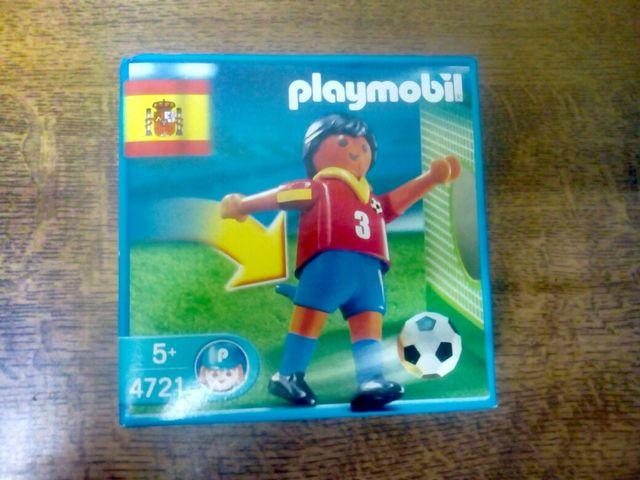 playmobil España Euro 2008