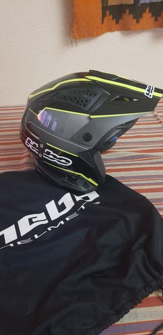 Casco Hebo de Trial