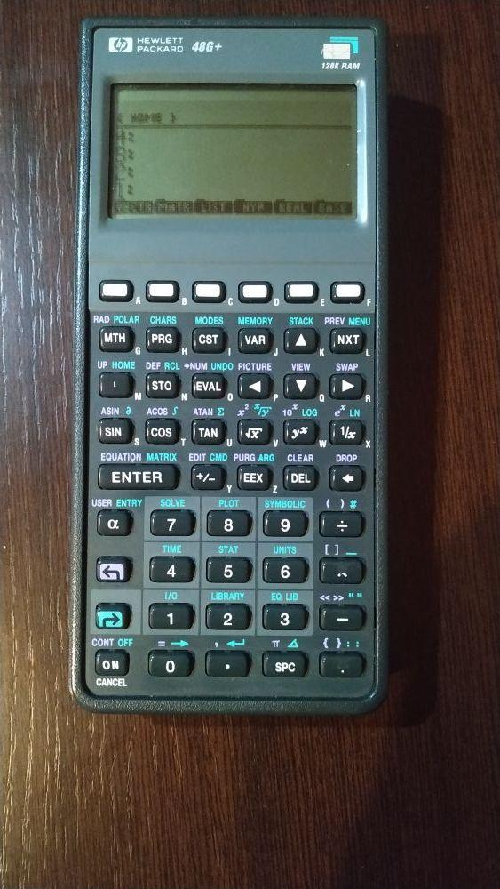 Calculadora científica - gráficos