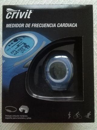 Pulsómetro medidor de frecuencia cardiaca