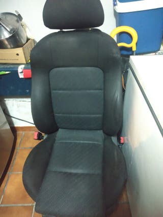asientos Seat León fr