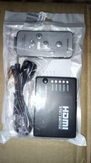 amplificador hdmi