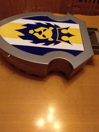 Fortaleza Escudo Playmobil