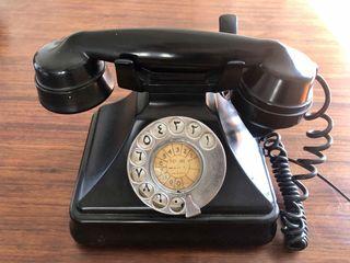 Teléfono antiguo bakelita Siemens
