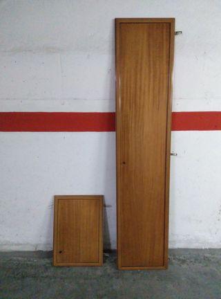 Puertas de armariada