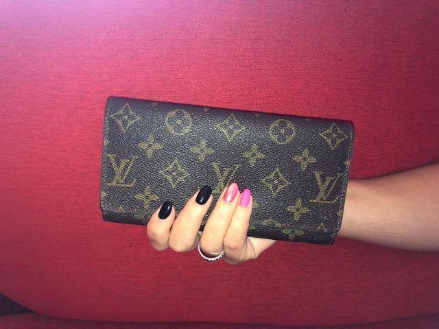 cartera/monedero Louis Vuitton
