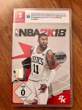 NBA2K18 - NINTENDO SWITCH