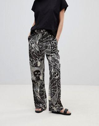 Pantalon WEEKDAY talla 36