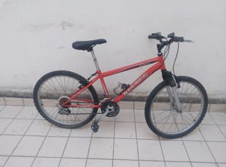 bicicleta estatura mediana 24 pulgadas