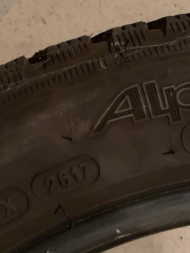 Pneumatiques Michelin Pilot Alpin 5