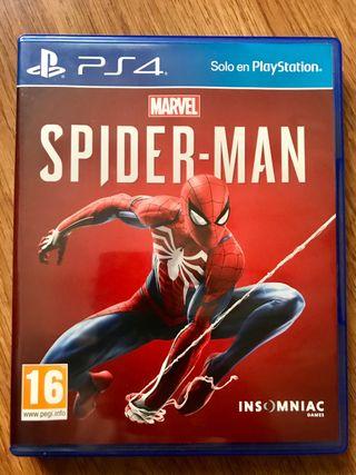 SPIDERMAN - PS4