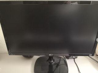 Monitor LG IPS 21.5 pulgadas