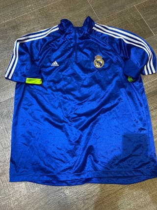 Camiseta real madrid match worn