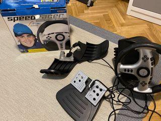 Volante para PlayStation 1 y 2