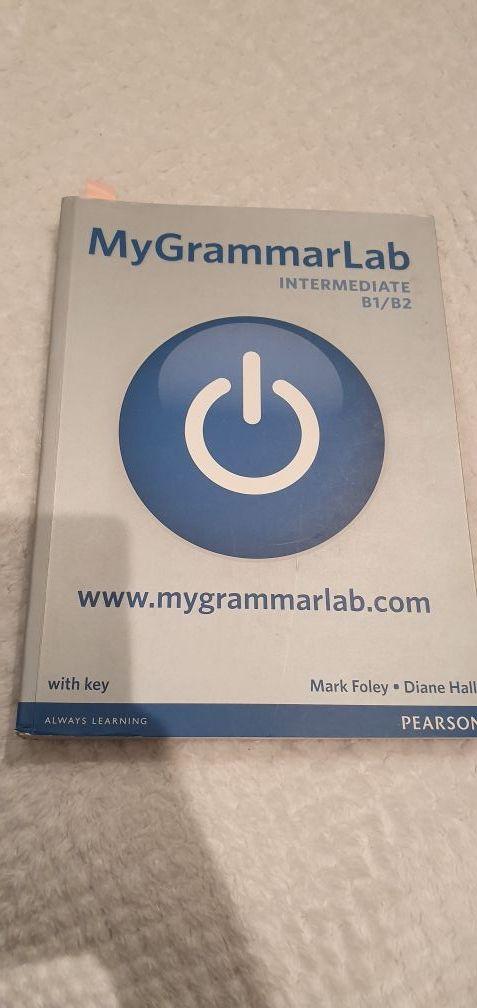 Libro de inglés MyGrammarLab