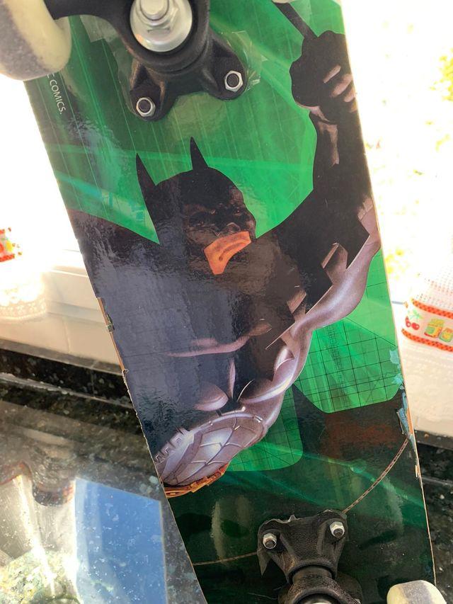 Skate batman
