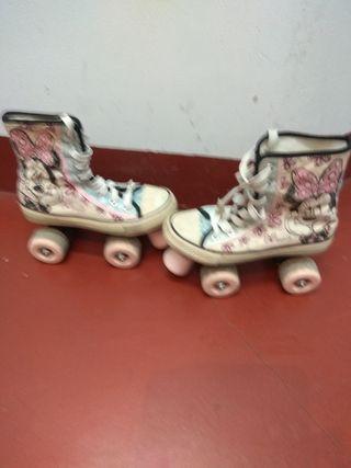 patines 4 ruedas