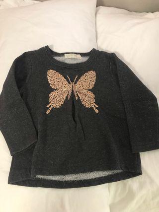 Jersey niña 3-4 años